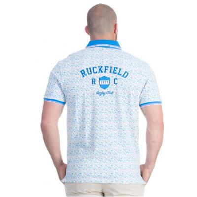 Polo jersey flower RUCKFIELD RUCKFIELD - 1