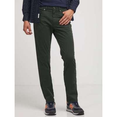 Pantalon vert TIBET touché peau de pêche TIBET - 4