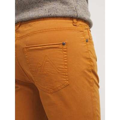 Pantalon moutarde touché peau de pêche TIBET TIBET - 2