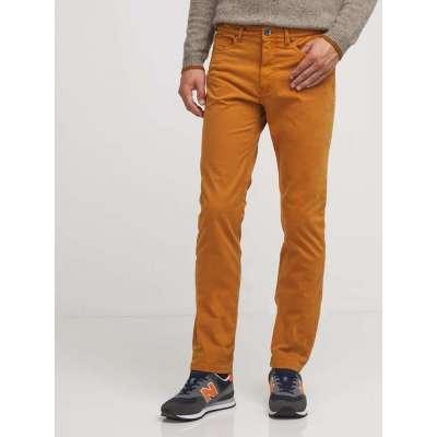 Pantalon moutarde touché peau de pêche TIBET TIBET - 4