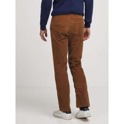 Pantalon TIBET milleraies camel TIBET - 3