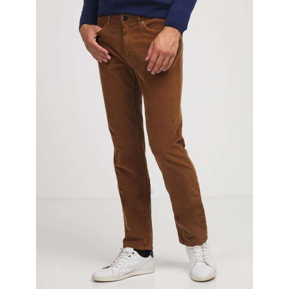 Pantalon TIBET milleraies camel TIBET - 4