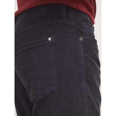 Pantalon milleraies TIBET gris foncé TIBET - 2