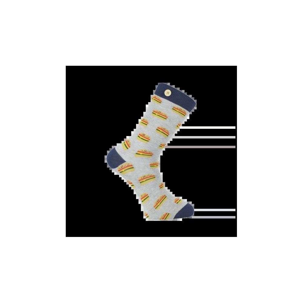 Chaussettes Cabaïa Francis et Paulette CABAÏA - 1