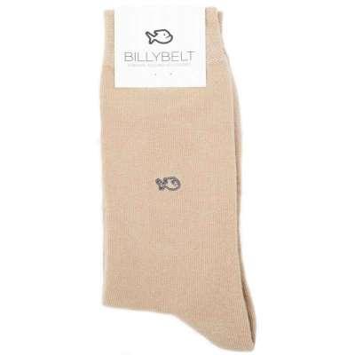 chaussettes BILLYTBELT beige caramel BILLYBELT - 1