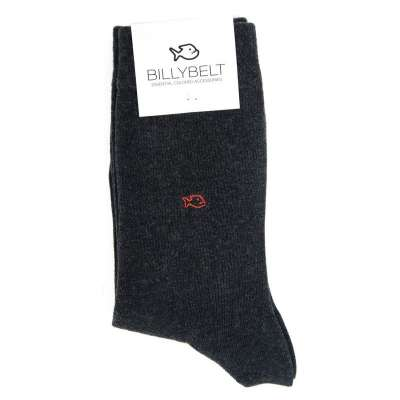 chaussettes BILLYTBELT gris anthracite