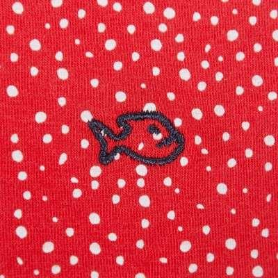 Boxer coton BIO BILLYBELT rouge sand BILLYBELT - 2