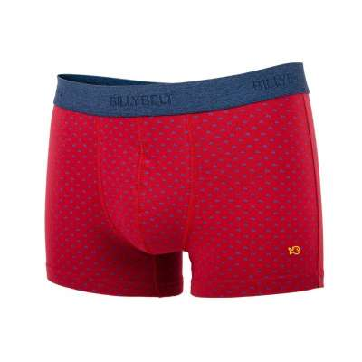 Boxer Billybelt red sail