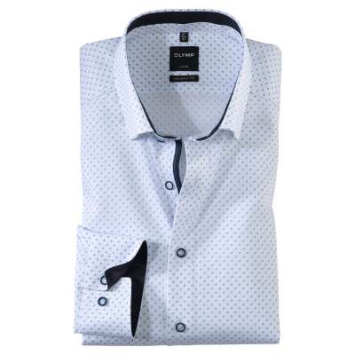 Chemise OLYMP blanche OLYMP - 1