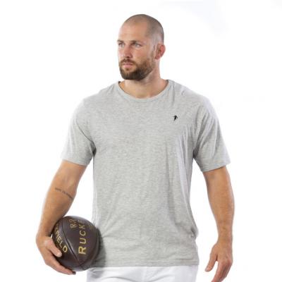 Tee shirt Ruckfield coton BIO gris clair