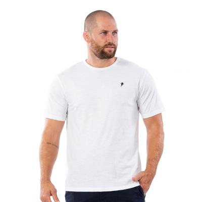T-shirt Ruckfield coton BIO blanc