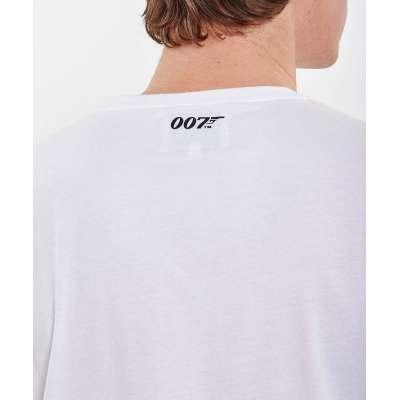 Tee shirt Hero Seven7 007 blanc HERO SEVEN - 2