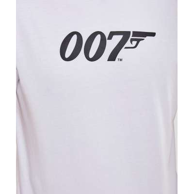 Tee shirt Hero Seven7 007 blanc HERO SEVEN - 4