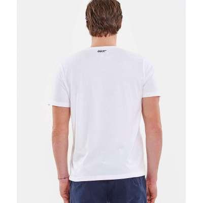 Tee shirt Hero Seven7 007 blanc HERO SEVEN - 5
