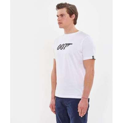 Tee shirt Hero Seven7 007 blanc HERO SEVEN - 7