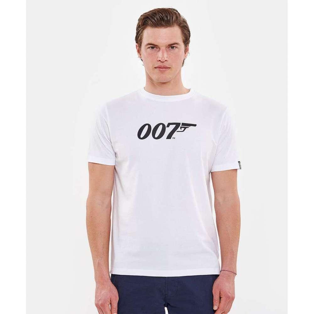Tee shirt Hero Seven7 007 blanc HERO SEVEN - 8