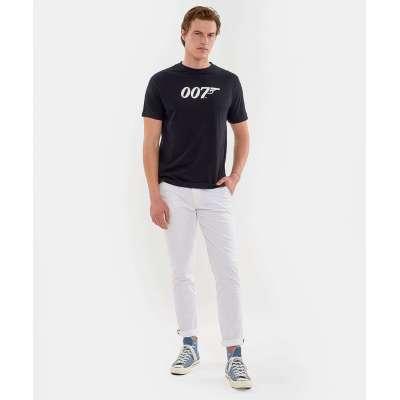 T-shirt Hero Seven7 007 noir