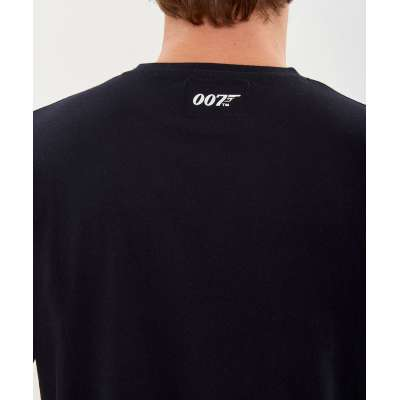T-shirt Hero Seven7 007 noir HERO SEVEN - 3