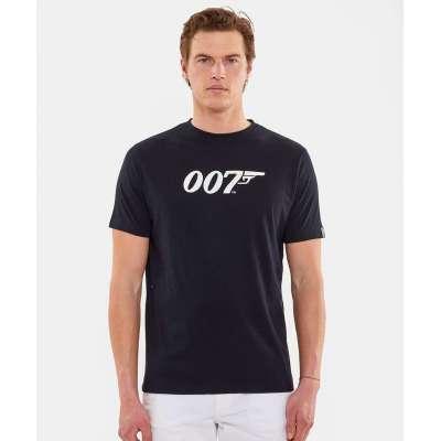T-shirt Hero Seven7 007 noir HERO SEVEN - 9