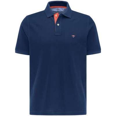 Polo bleu nuit Fynch Hatton