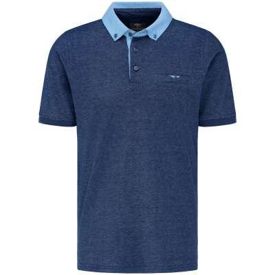 Polo Fynch hatton bleu en Jersey