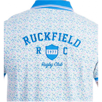 Polo jersey flower RUCKFIELD RUCKFIELD - 3