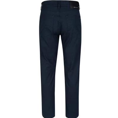 Pantalon CARDIN été pima coton bleu marine CARDIN - 2
