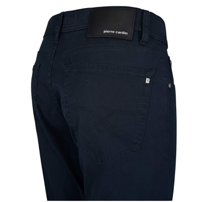 Pantalon CARDIN été pima coton bleu marine CARDIN - 3