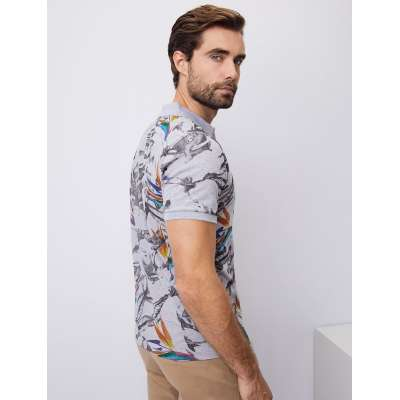 Polo Pierre Cardin Jersey jungle CARDIN - 8