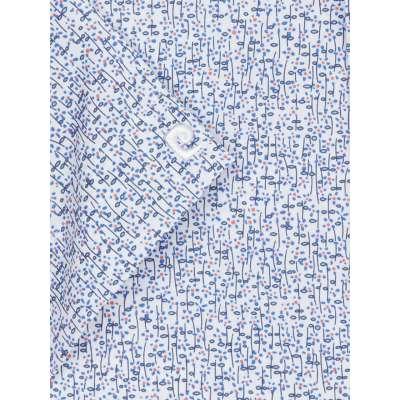 Chemisette Pierre Cardin petit motif 3 couleurs CARDIN - 3