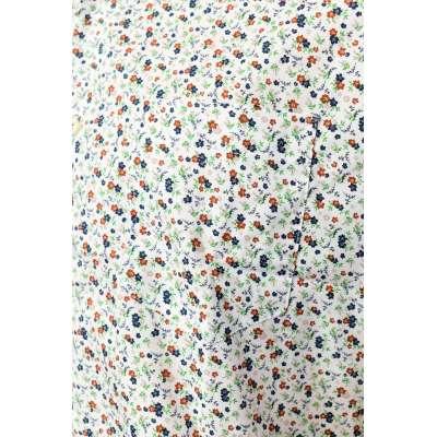 Chemisette Pierre Cardin petites fleurs CARDIN - 3