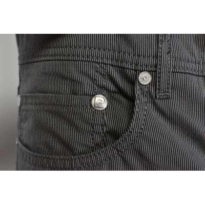 Pantalon Pierre CARDIN fine rayures gris air touch CARDIN - 9