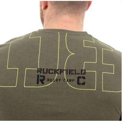 Tee shirt RUCKFIELD rugby camps kaki RUCKFIELD - 3