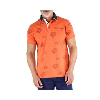 Polo LA SQUADRA Raffi orange
