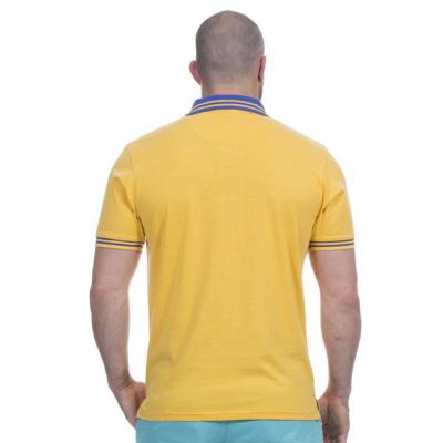 Polo piqué jaune RUCKFIELD RUCKFIELD - 4