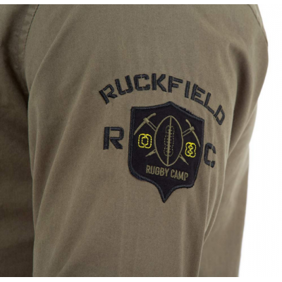 Chemise RUCKFIELD rugby camps kaki RUCKFIELD - 3