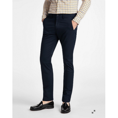 Chino LEE bleu marine slim LEE - 4