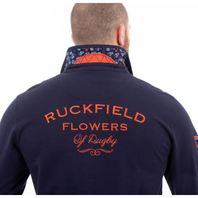 Polo RUCKFIELD bleu marine RUCKFIELD - 4
