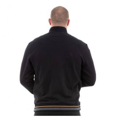 Sweat shirt ouvrant RUCKFIELD noir et doré RUCKFIELD - 3