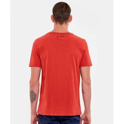 Tee shirt Hero Seven Steve McQueen rouge HERO SEVEN - 3