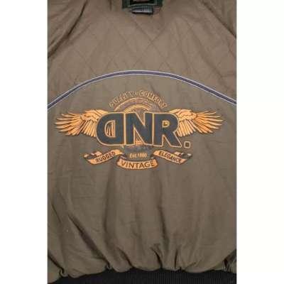 Blouson cuir aviateur DNR - 3