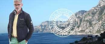 OLIVER HOLTON